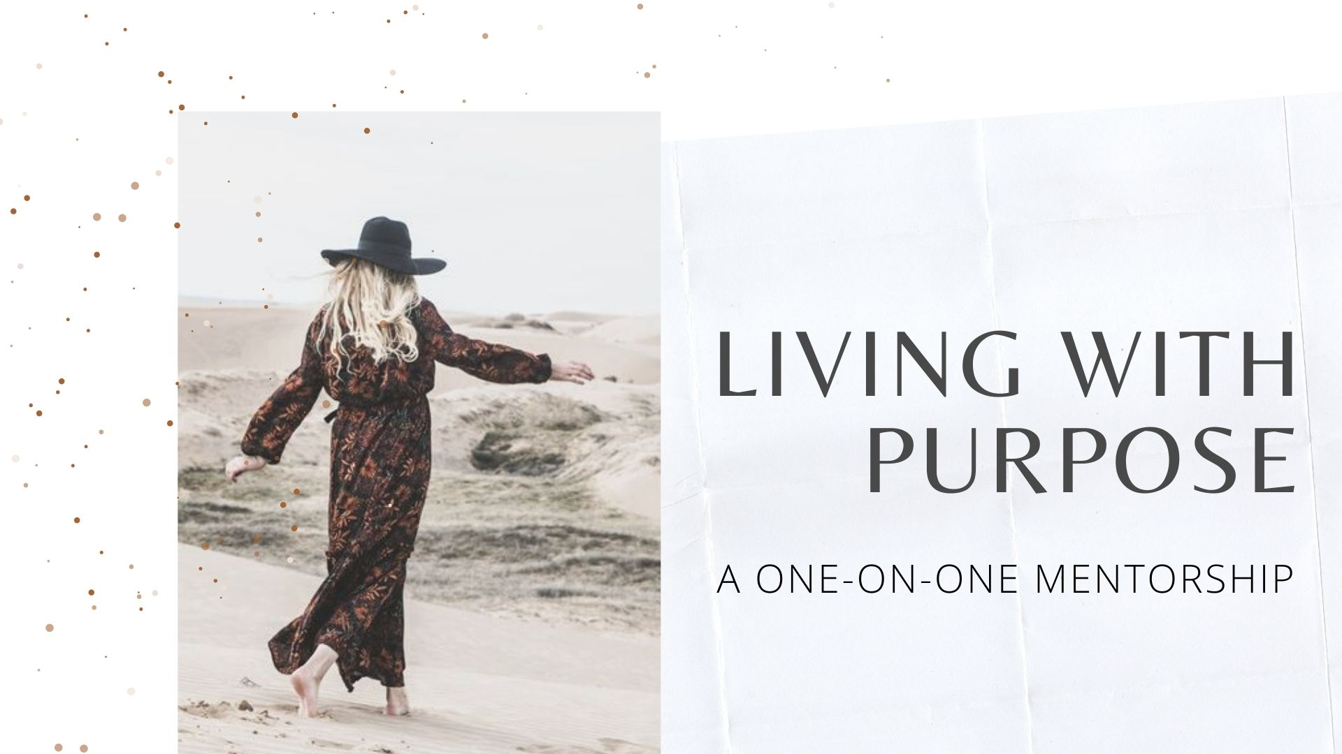 Living with Purpose
