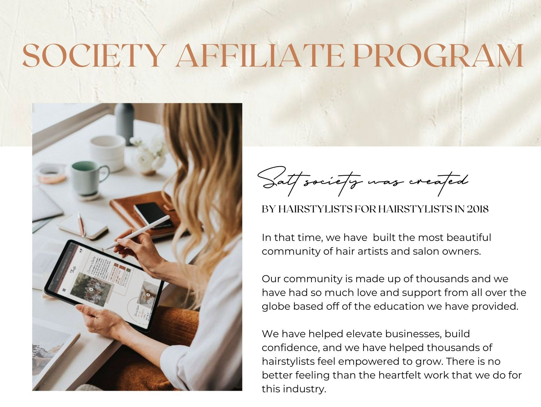 Society Affiliate Program - LP (2)