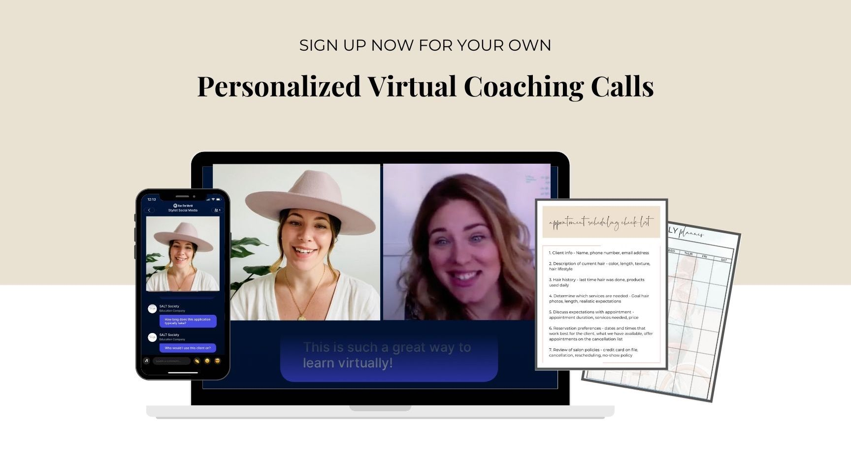 Personalized Coaching Calls